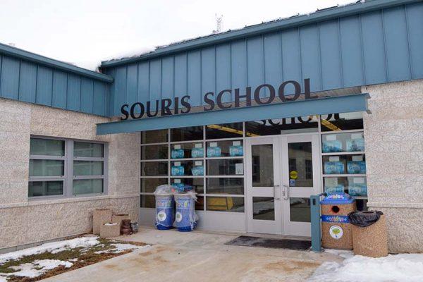 photo shows Souris School (photo Glen Kirby)
