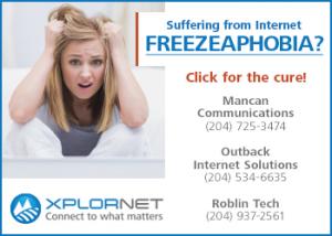 ad for Xplornet