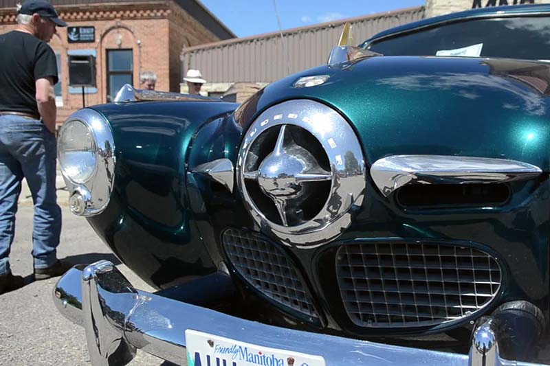 Custom And Classic Cars Converge In Souris VIDEO SOUTHWEST POST - Custom car show videos